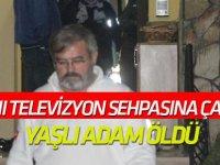 Başını Televizyon Sehpasına Çarpan Yaşlı Adam Öldü