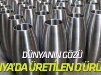 Dünyanın gözü Türkiye'de üretilen o üründe!