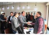 "Milletvekili Karacan'dan ""İmar Barışı Masası""na ziyaret"