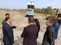 Beyşehir'de TOKİ konutlarına ulaşım kısalıyor