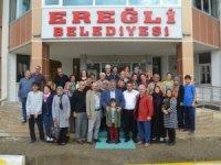 Konya Turizm Tanıtım Elçileri Ereğli'yi resmetti