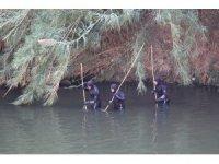 GÜNCELLEME - Asi Nehri'nde kaybolan genç aranıyor