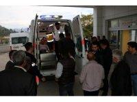 Malatya'da yol verme kavgası: 2 yaralı