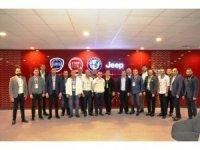 GAGİAD üyeleri, Türkiye'nin farklı sektörlerindeki başarı hikayelerini yerinde inceledi