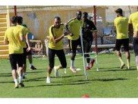 E.Y. Malatyaspor'da Galatasaray mesaisi başladı