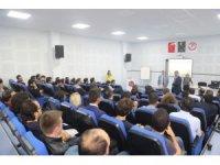 Isparta'da 200 bin TL hibe destek için 56 kişilik ekip seçildi