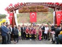 Türkiye'nin ilk Rafting Eğitim Merkezi Tunceli'de açıldı