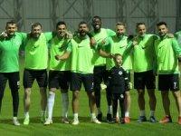Atiker Konyaspor'da Medipol Başakşehir maçı hazırlıkları