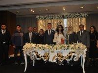 Zehra ile Mustafa Kemal mutluluğa 'Evet' dedi