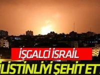 İşgalci İsrail 6 Filistinliyi şehit etti...