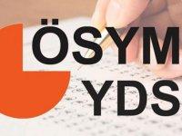 YDS sınav yerleri belli oldu mu? 2018 YDS/3 ne zaman?