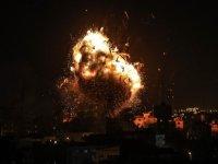 İsrail El Aksa kanalını vurdu...