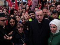 Erdoğan'a gösterilen sevgi o bakanı rahatsız etti!