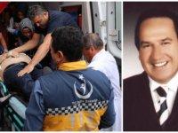 Lastik-İş Genel Başkanı Abdullah Karacan'a silahlı saldırı düzenlendi!