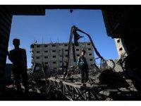 İsrail saldırıları geride büyük bir yıkım bıraktı