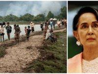 """Af Örgütü Myanmar lideri Suu Kyi'ye verdiği """"Vicdan Elçisi"""" ödülünü geri aldı!"""