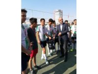 Şehit Muhammed Fatih Safitürk Futbol Turnuvası sona erdi