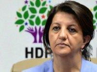 HDP eş Başkanı Buldan ve 3 vekil hakkında fezleke düzenlendi!