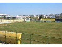 Aliağa'daki Yeni Mahalle'ye FİFA standartlarında futbol sahası