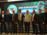 Anadolu Selçukspor'da yeni başkan Zahir Renklibay