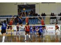 Vestel Sultanlar Ligi: Çanakkale Belediyespor: 3 - Halbank: 0