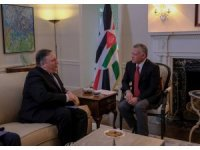 Ürdün Kralı'ndan ABD'ye Gazze çağrısı