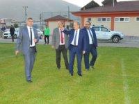 Akşehir'e ikinci doğal çim saha