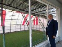Hisarcık'a yeni halı saha