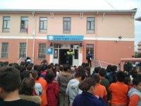 Beyşehir'de emniyet'ten öğrencilere seminer