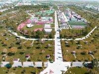 Karatay'da yeşil alanlar artıyor