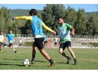 Lider Aliağaspor'un hedefi galibiyetleri sürdürmek