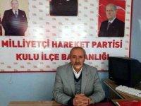Kalp krizi geçiren MHP'li ilçe başkanı yaşam mücadelesini kaybetti