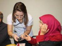 Medova Hastanesinde diyabet etkinliği