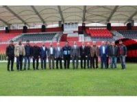 Karaköprüspor'un yeni stadı açılıyor