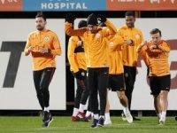 Galatasaray'da Konyaspor mesaisi başladı