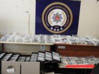 Bursa'da 360 adet kaçak gözlük ele geçirildi