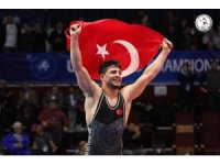 Aydınlı sporcu dünya şampiyonu oldu