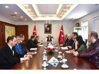 """Vali Demirtaş: """"Adana'nın zengin tarımsal potansiyelini en iyi şekilde değerlendireceğiz"""""""