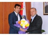 Balıkesir ASKF'dan İlçe Emniyet Müdürü Coşkun'a anlamlı teşekkür