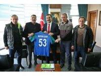 Çaykur Rizespor Kulübü, İl Milli Eğitim Müdürlüğü ve Gençlik Spor Müdürlüğü ile protokol imzaladı