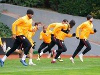 Galatasaray'da Konyaspor hazırlıkları sürüyor