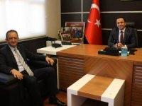 CHP'den, Konya Barosuna ziyaret