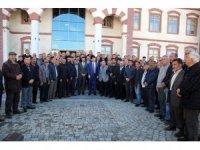 Sivas Valisi Ayhan'ın ilçe ziyaretleri