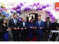 """Kilis'te """"Kadın Meslek Zenginleştirme Merkezi"""" açıldı"""