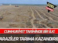 Konya'da tarım sektörü memnuniyetle karşıladı  CUMHURİYET TARİHİNDE BİR İLK!