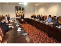 Karabük Üniversitesi Teknoloji Geliştirme Bölgesi Projesi ele alındı