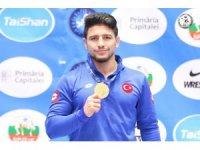 Dünya şampiyonu Arslan, gözünü olimpiyat şampiyonluğuna dikti