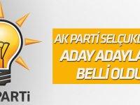 AK Parti Selçuklu Aday Adayları