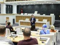 Meram'da personele eğitim semineri