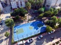 Görevlendirme yapılan belediye spor tesislerini yeniliyor